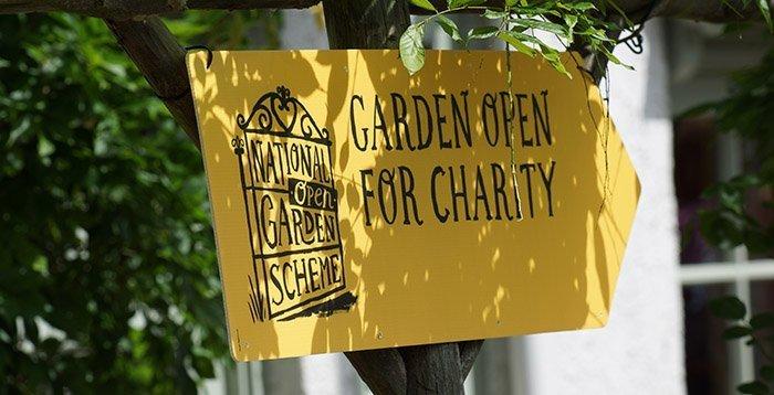 garden scheme header - The National Garden Scheme - Find An Open Garden In Surrey