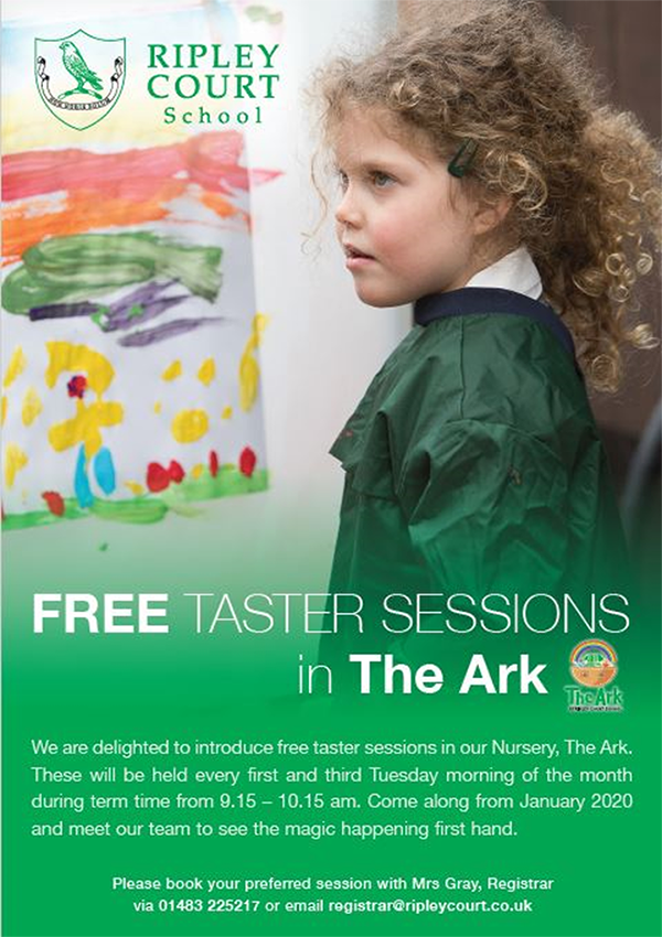 ripley court taster sessions 600 - Ripley Court School