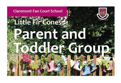 claremont fan court little fir cones feat border 500 - Claremont Fan Court School